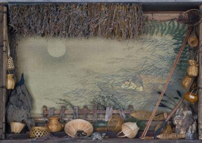 Le vannier chinois © Coll. privée