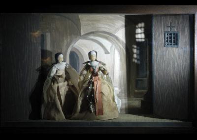Les Carmélites Grande d'Espagne © musée P. Delouvrier