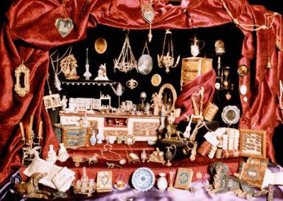 L'antiquaire qui ne voulait rien vendre, fragments